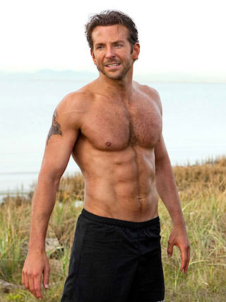 Bradley Cooper styrketræningsprogram